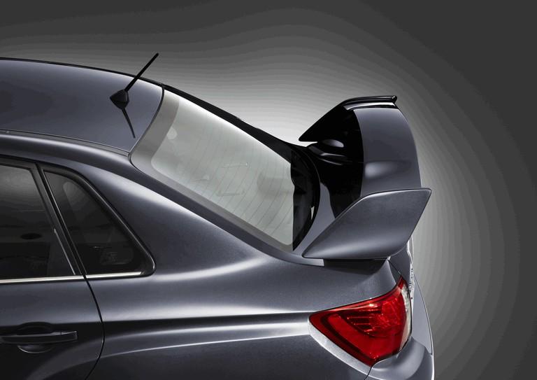 2010 Subaru Impreza WRX STi sedan - USA version 279071