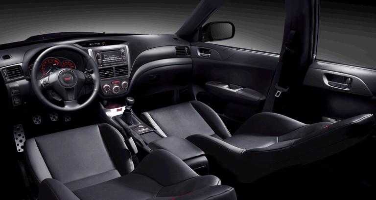 2010 Subaru Impreza WRX STi sedan - USA version 279072