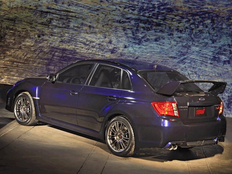 2010 Subaru Impreza WRX STi sedan - USA version 279077