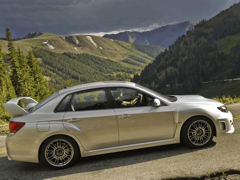 2010 Subaru Impreza WRX STi sedan - USA version 279082