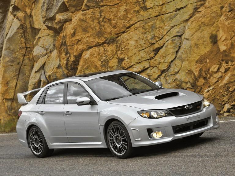 2010 Subaru Impreza WRX STi sedan - USA version 279087