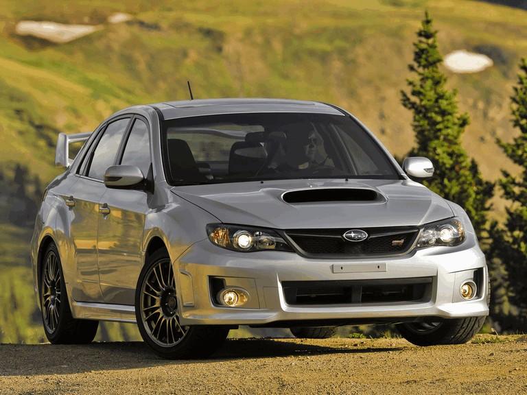 2010 Subaru Impreza WRX STi sedan - USA version 279091