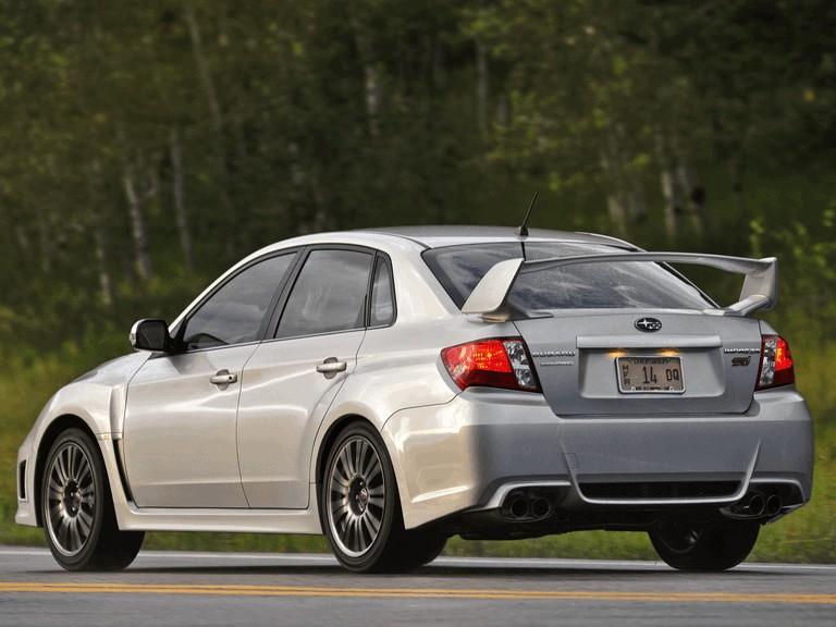 2010 Subaru Impreza WRX STi sedan - USA version 279092