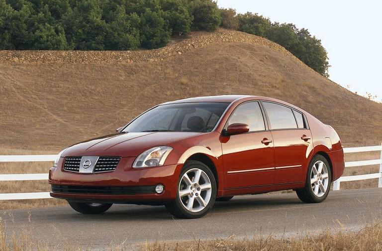 2004 Nissan Maxima 486100