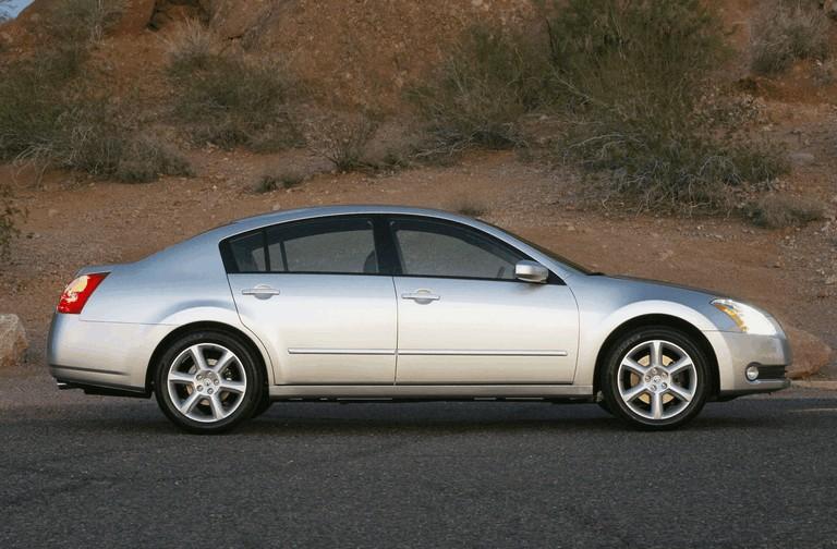 2004 Nissan Maxima 486104