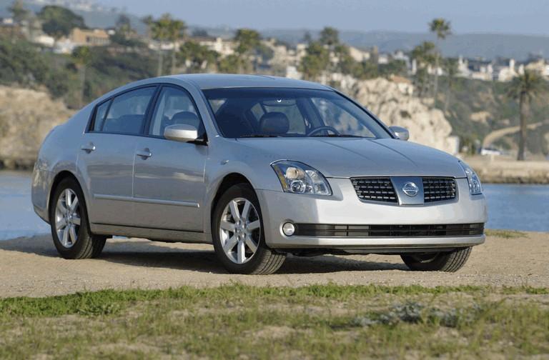 2004 Nissan Maxima 486107