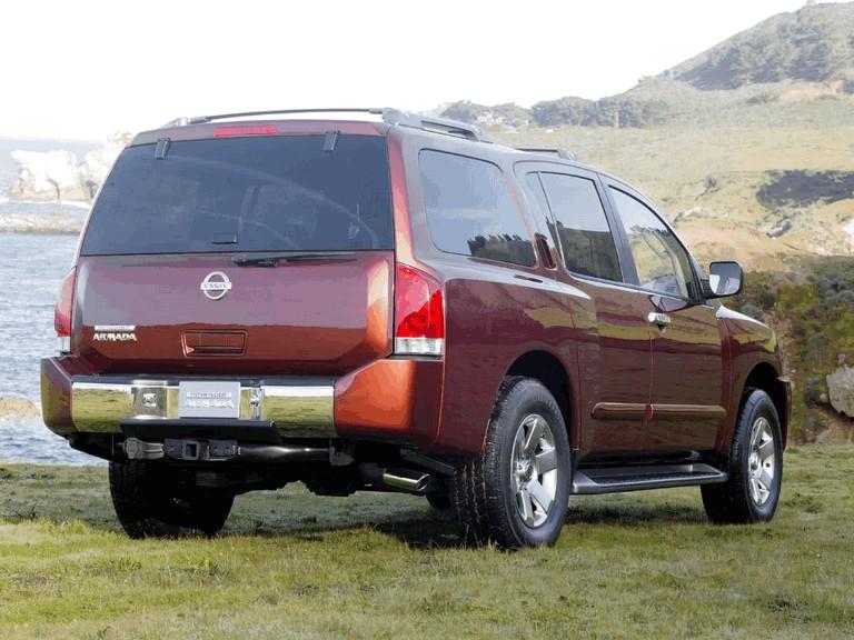 2004 Nissan Pathfinder Armada 203103