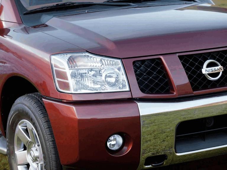 2004 Nissan Pathfinder Armada 203111