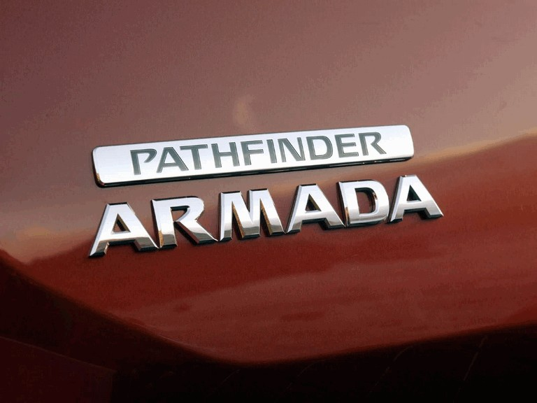 2004 Nissan Pathfinder Armada 203114