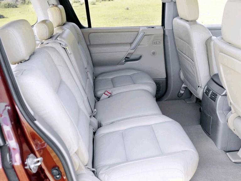 2004 Nissan Pathfinder Armada 203116