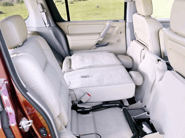 2004 Nissan Pathfinder Armada 203118
