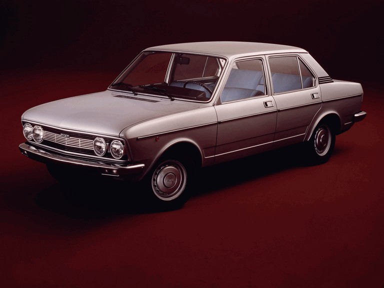1974 Fiat 132 279387