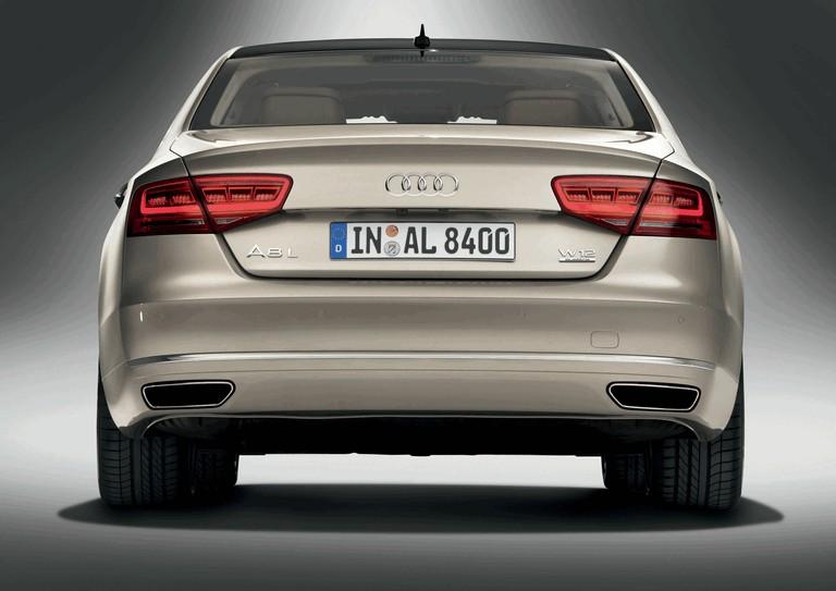2010 Audi A8 L W12 Quattro 279718