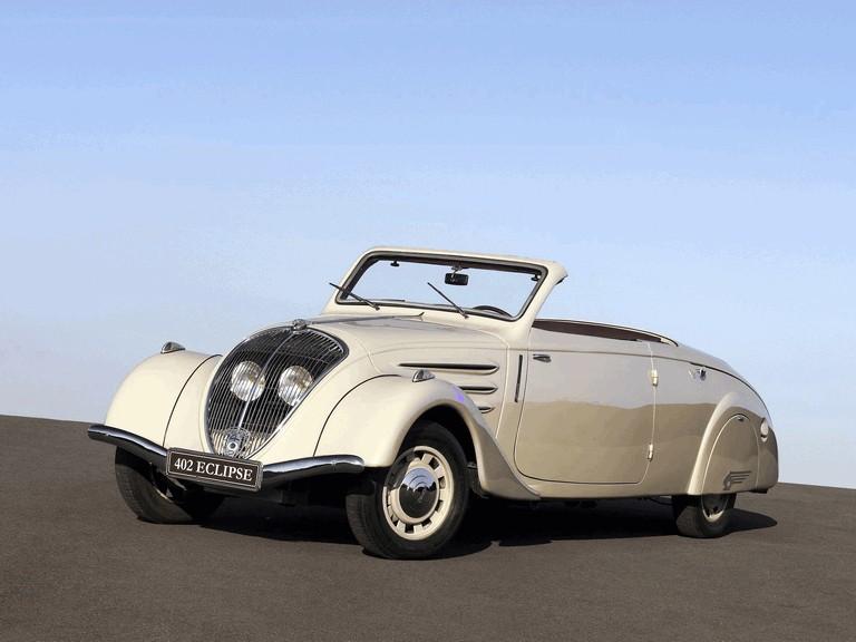 1937 Peugeot 402L Eclipse 279757