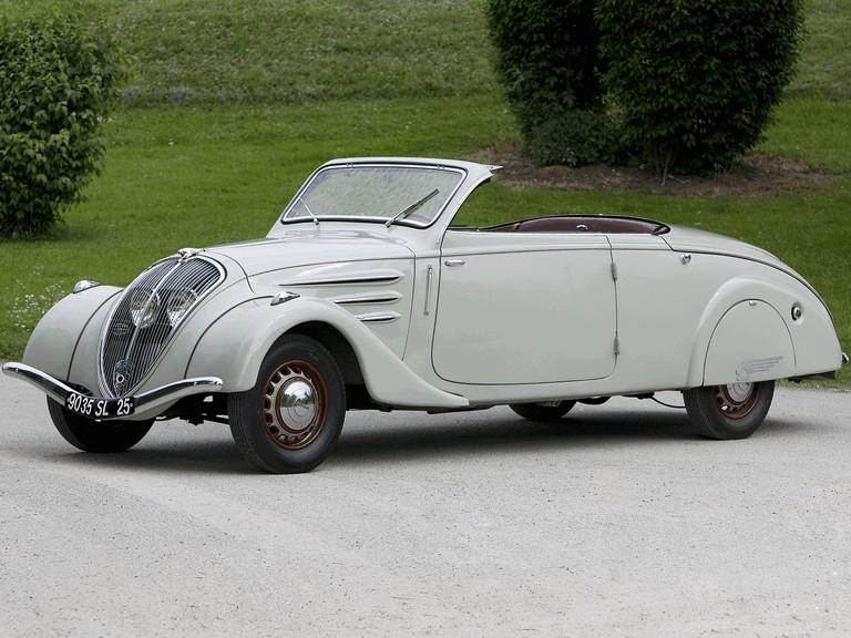 1937 Peugeot 402L Eclipse 279761