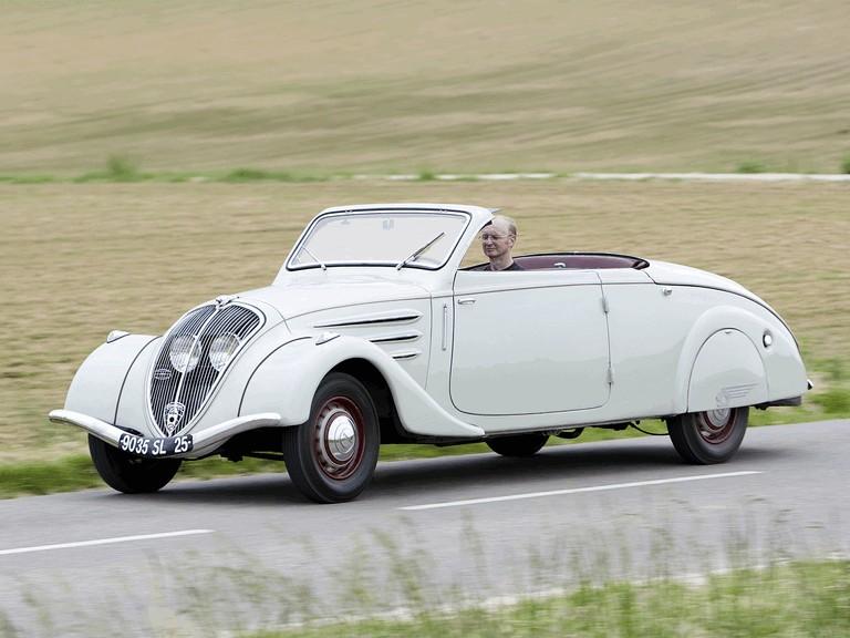 1937 Peugeot 402L Eclipse 279762