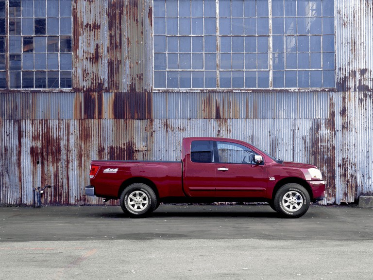 2004 Nissan Titan 486118