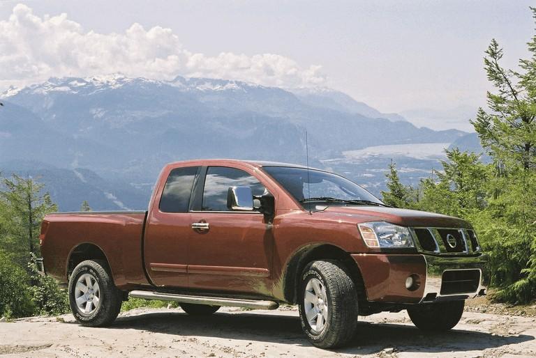 2004 Nissan Titan 486119