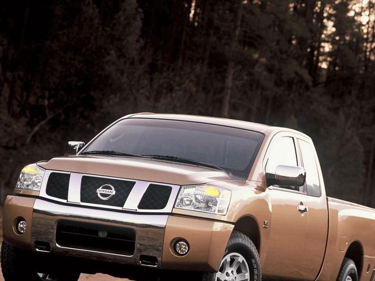 2004 Nissan Titan 486130