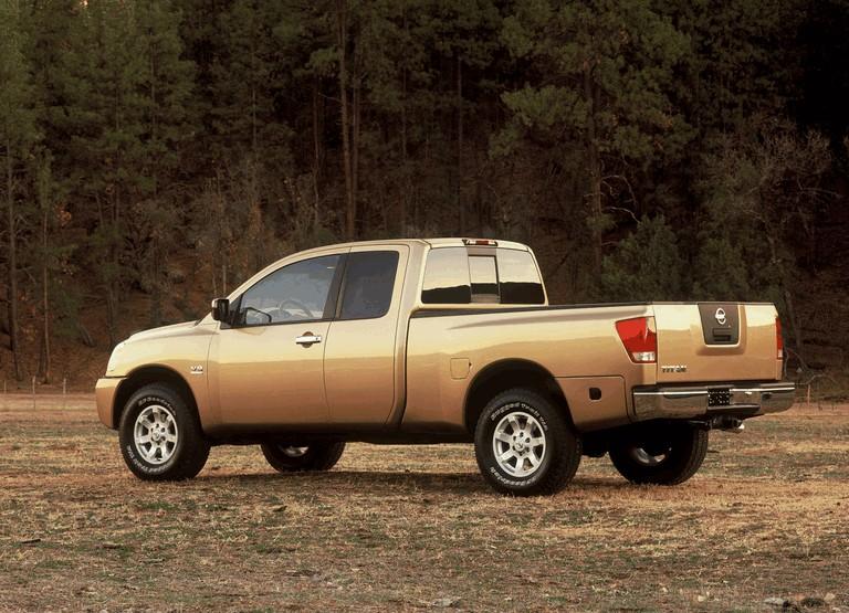 2004 Nissan Titan 486132