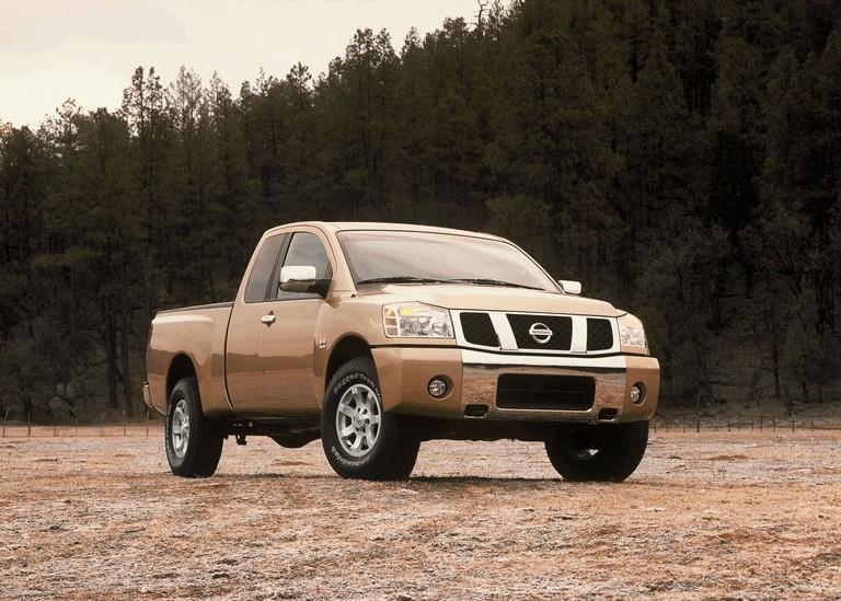 2004 Nissan Titan 486133