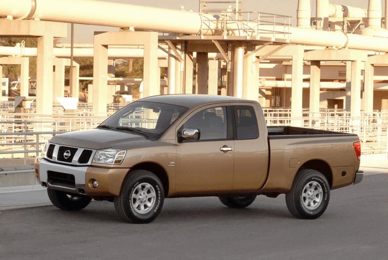 2004 Nissan Titan 486139
