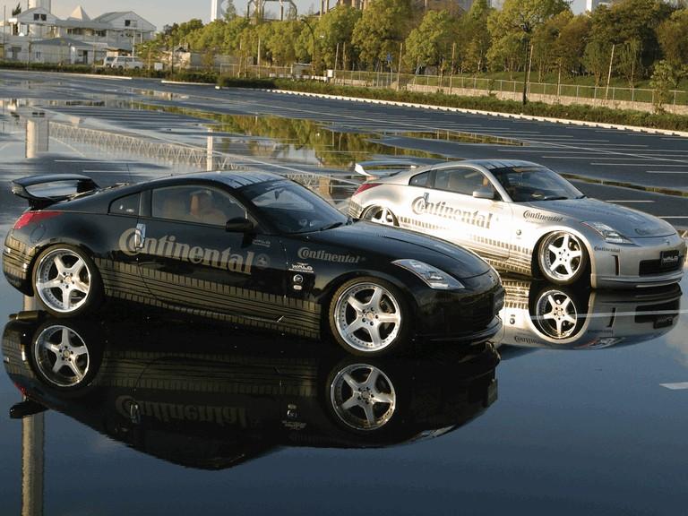 2004 Nissan 350z by Wald 203179