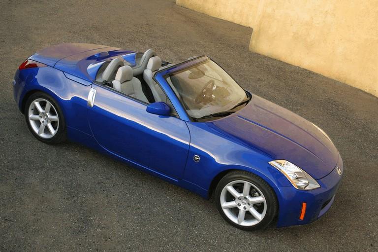 2004 Nissan 350z roadster 486163