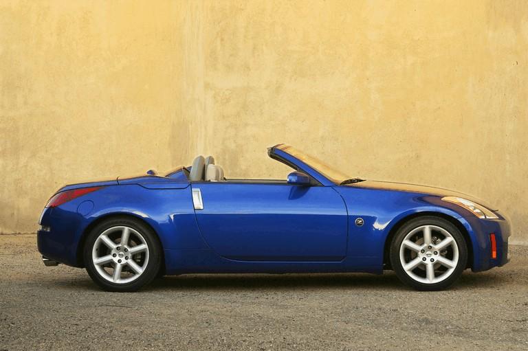 2004 Nissan 350z roadster 486164