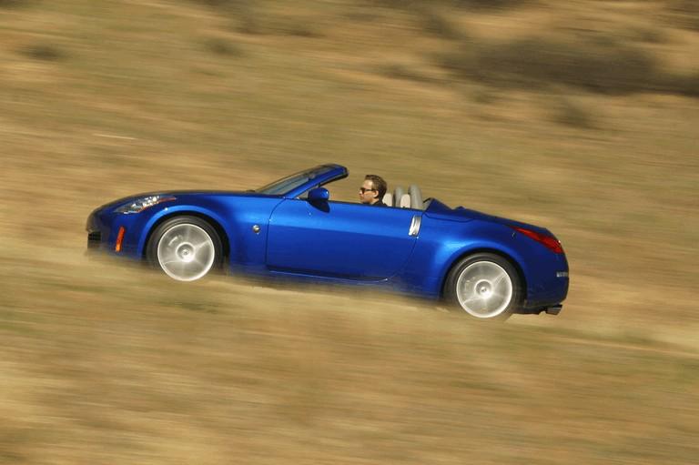 2004 Nissan 350z roadster 486167