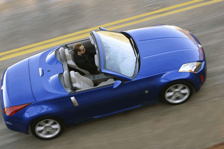 2004 Nissan 350z roadster 486170
