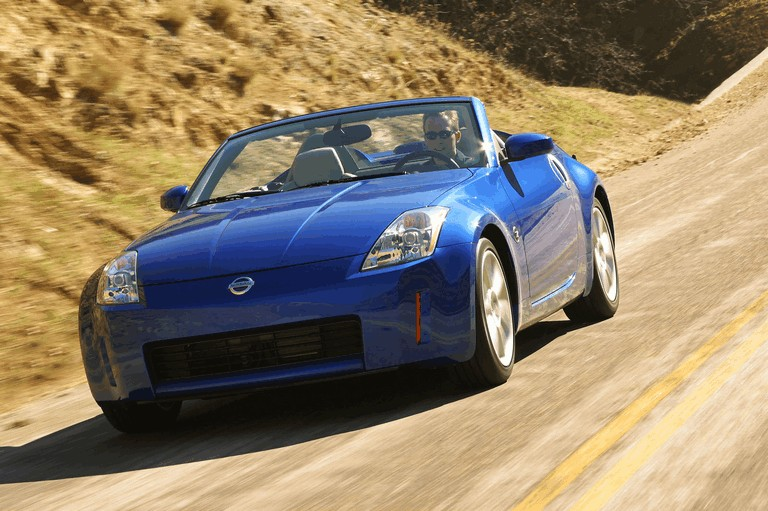 2004 Nissan 350z roadster 486171