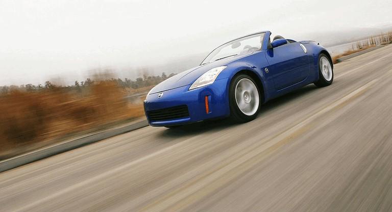 2004 Nissan 350z roadster 486172