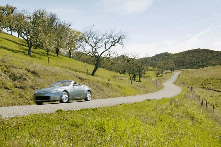 2004 Nissan 350z roadster 486176