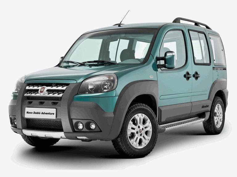 2009 Fiat Doblò Adventure Locker 280010