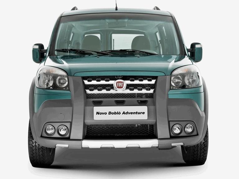 2009 Fiat Doblò Adventure Locker 280011