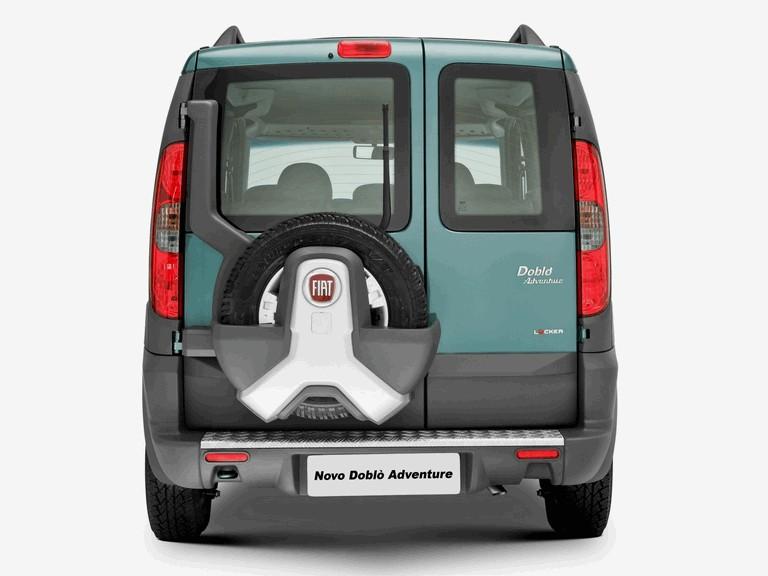 2009 Fiat Doblò Adventure Locker 280012