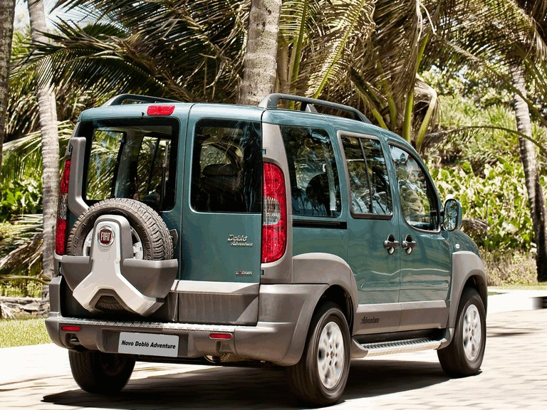 2009 Fiat Doblò Adventure Locker 280014