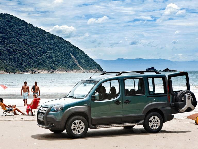 2009 Fiat Doblò Adventure Locker 280015