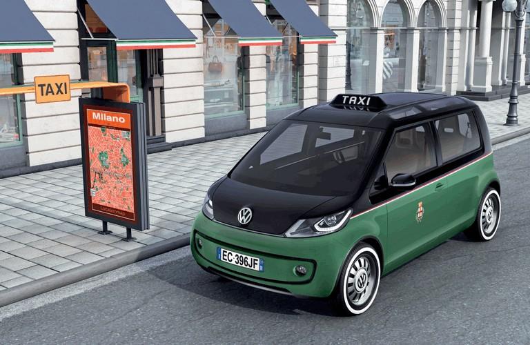 2010 Volkswagen Milano Taxi concept 280100