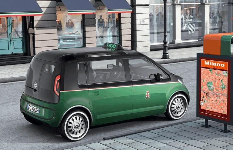 2010 Volkswagen Milano Taxi concept 280103