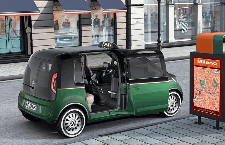 2010 Volkswagen Milano Taxi concept 280104