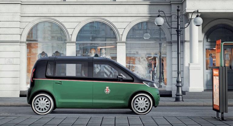 2010 Volkswagen Milano Taxi concept 280105