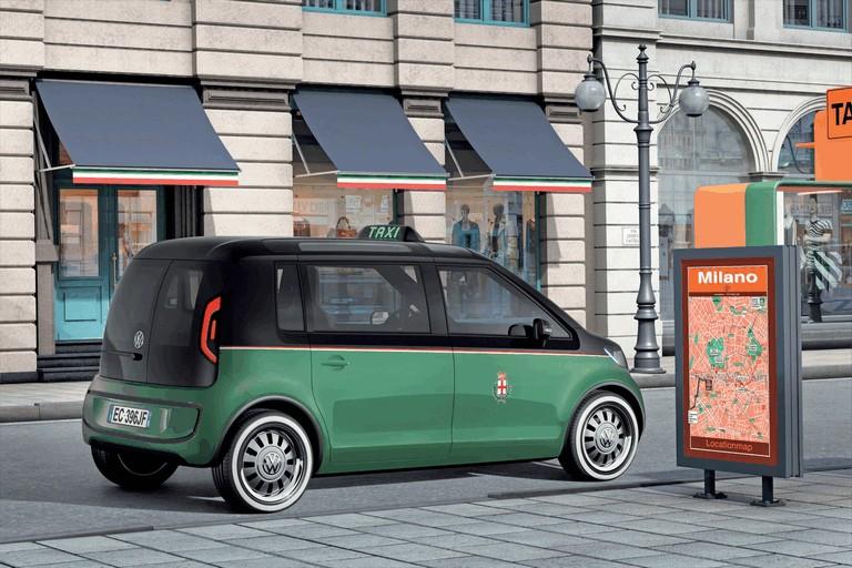 2010 Volkswagen Milano Taxi concept 280106