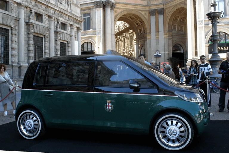 2010 Volkswagen Milano Taxi concept 280127