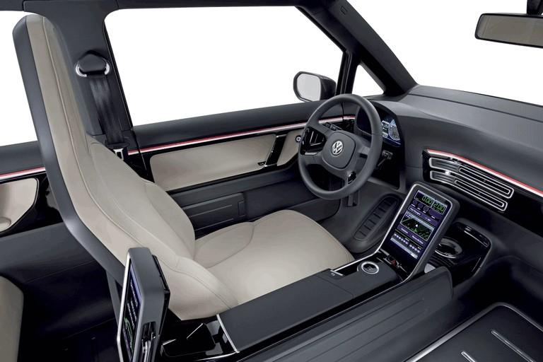2010 Volkswagen Milano Taxi concept 280134