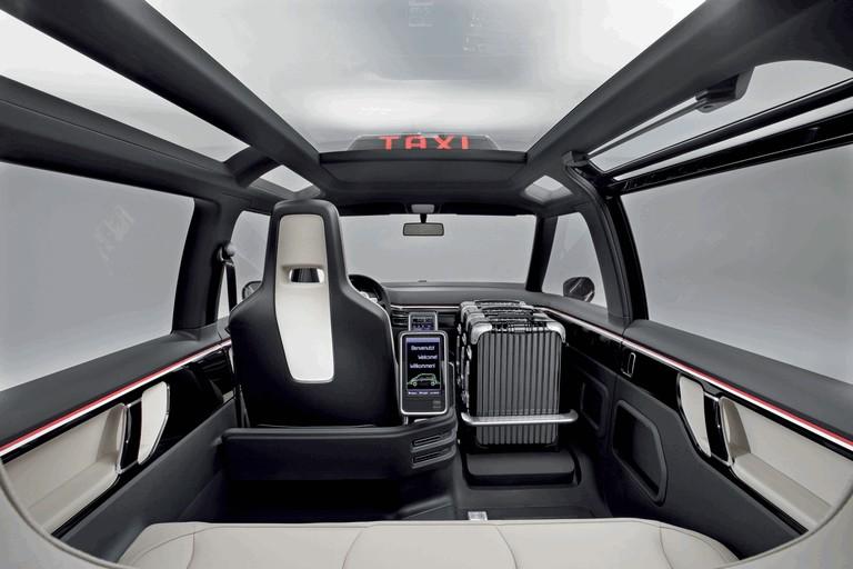 2010 Volkswagen Milano Taxi concept 280137