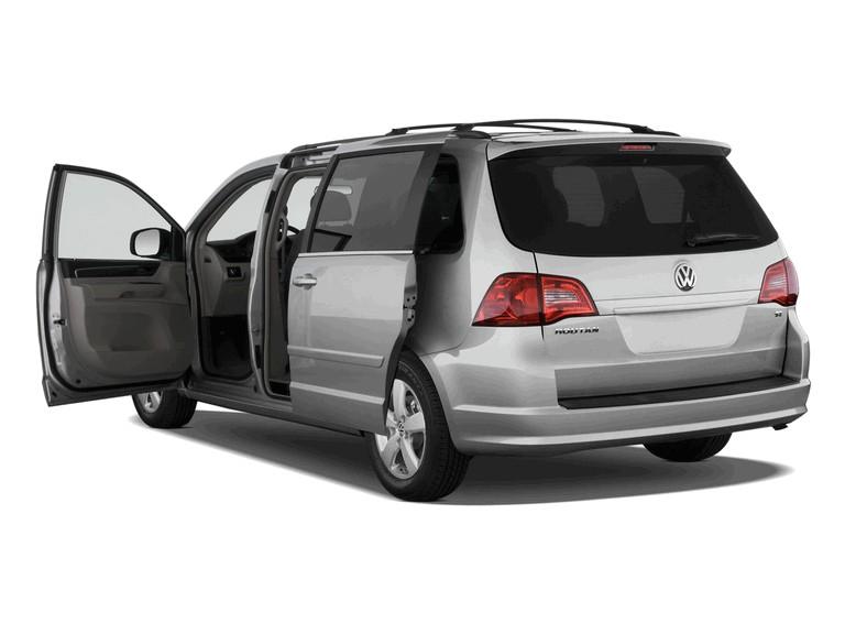 2008 Volkswagen Routan 280200