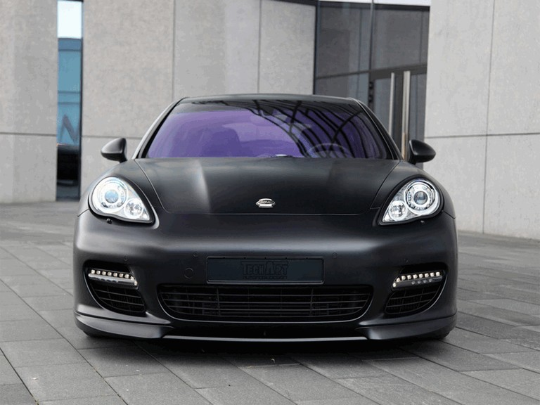 2010 Porsche Panamera Black Edition by TechART 280256