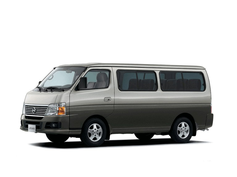 2007 Nissan Urvan Microbus 280447